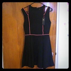 NWT Kardashian Kollection Black Dress
